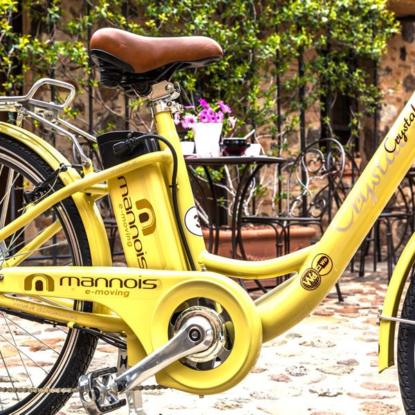 Bike Hotel Albergo Diffuso Mannois